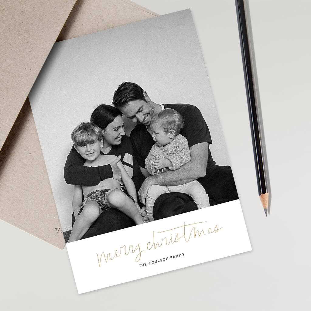 9 Ideas for a Hassle-Free Holiday Card