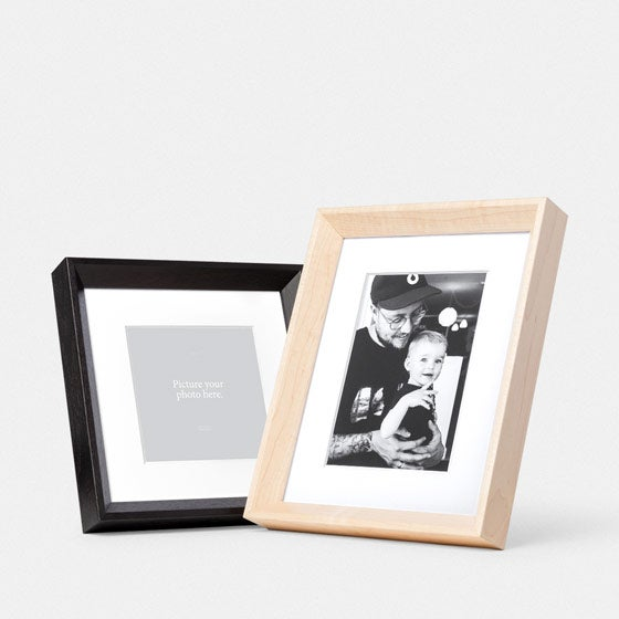 Frames Without Prints